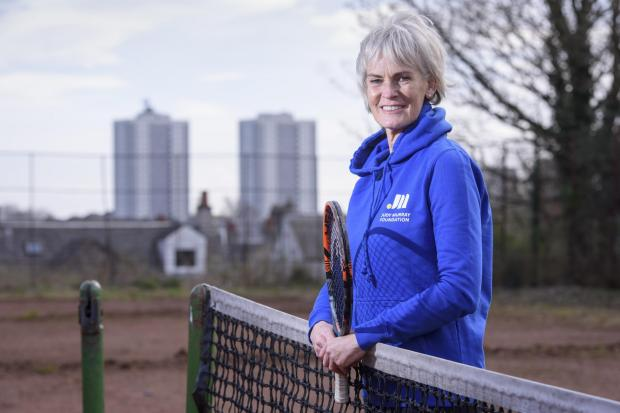 The Gazette: Judy Murray was also honoured at the ceremony
