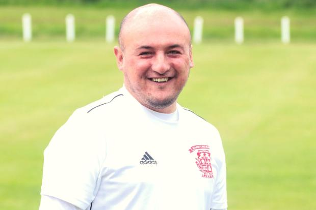 Burgh gaffer delighted with pre-season progress