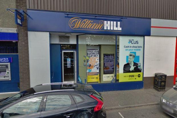 William Hill has two stores in Johnstone, including in Church Street