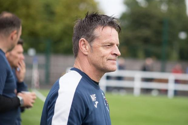 Co-boss Ferry delighted with Frew's recent form