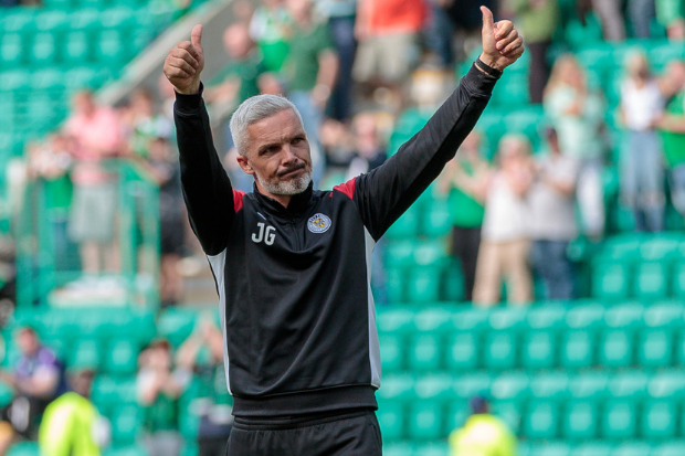 Jim Goodwin warns St Mirren against Scottish Cup complacency