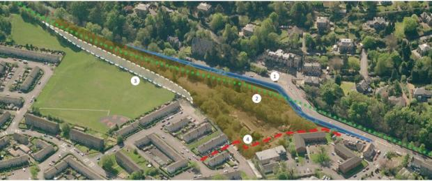 The Gazette: Plans submitted to Renfrewshire Council show the proposed development