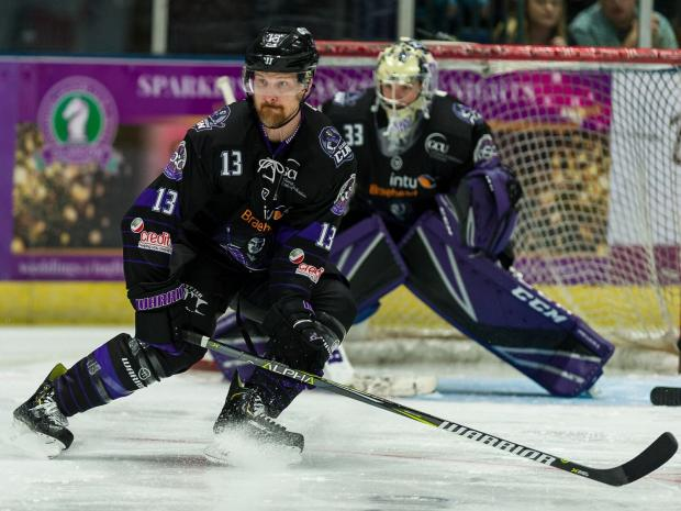 The Gazette: Former Clan captain Fitzgerald admits he will miss the playing side of things this season (Photo: Al Goold)