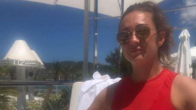 Monice McGeachie remains in Ibiza following the fall