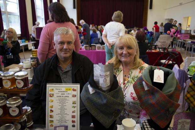 The Gazette: Billy and Tricia Elder supported the fundraising event