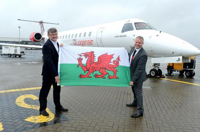 Airline launches new service between Glasgow and Cardiff for first time