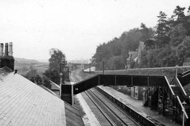 It has been almost 40 years since the last train departed the former Bridge of Weir railway station