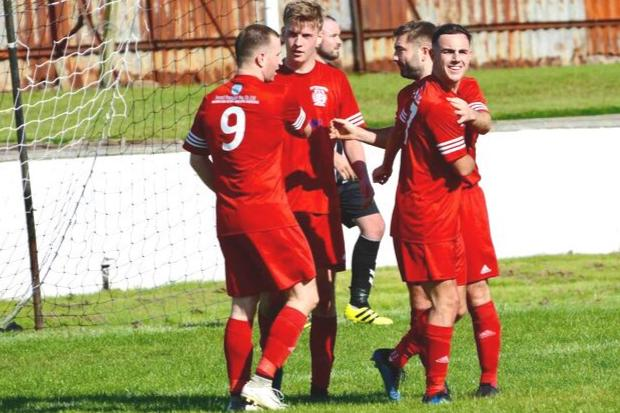 Burgh's impressive form continued with a hard-fought Scottish Junior Cup win