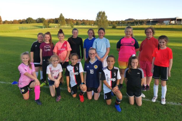 Girls are having a ball as Thorn Athletic launch new teams