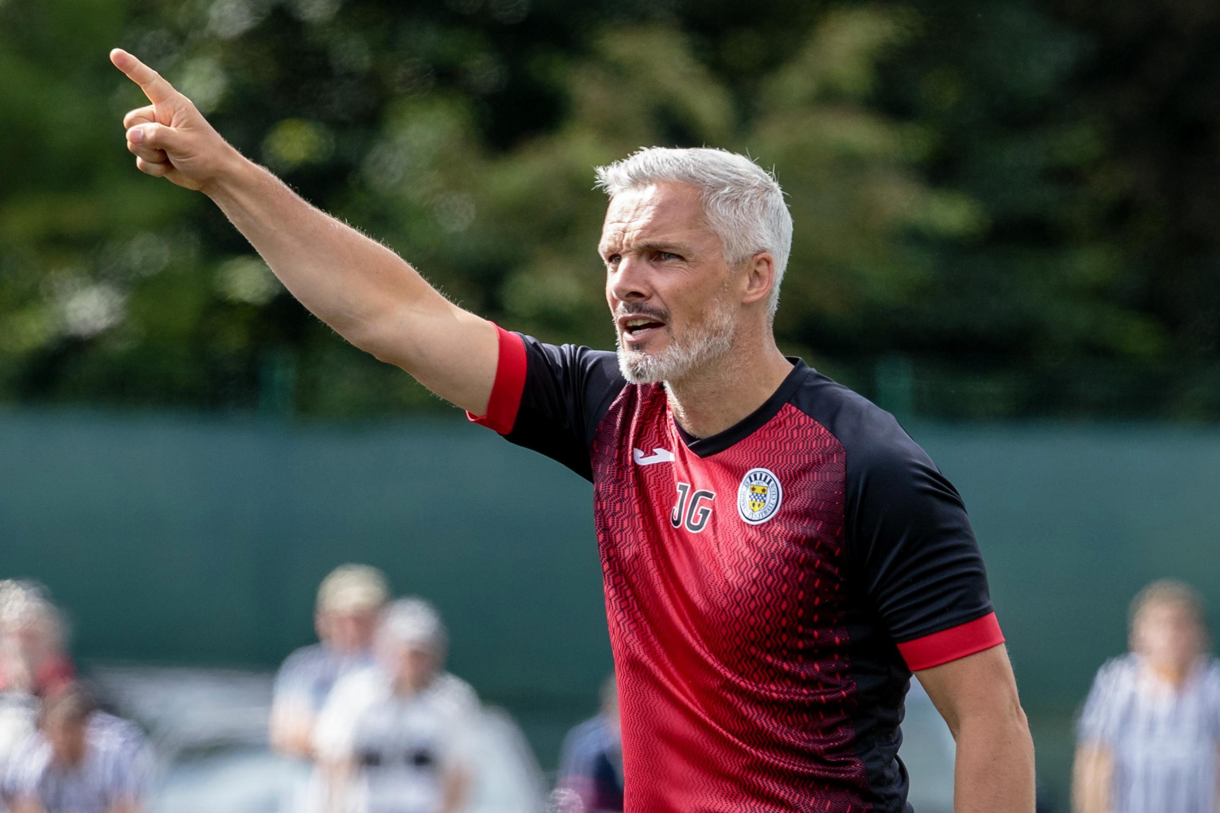 Jim Goodwin sure St Mirren will deliver goals
