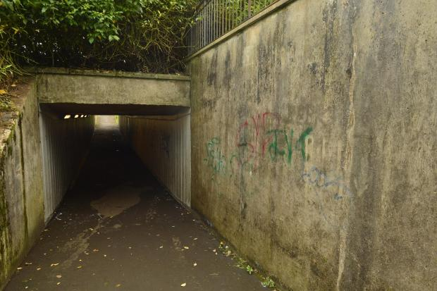 The Gazette: Some children feel unsafe when using the underpass