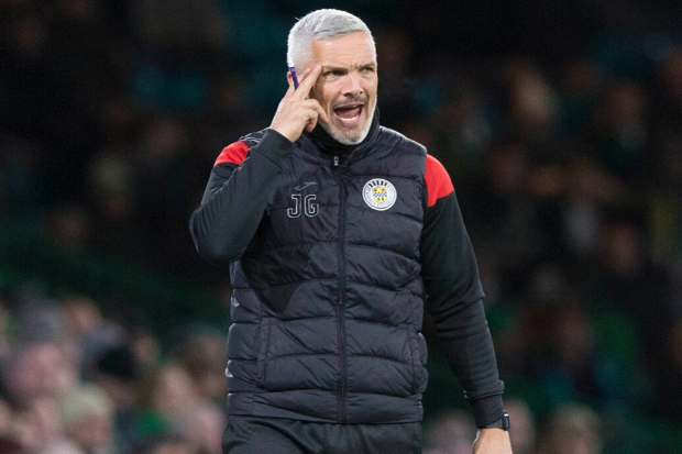 Jim Goodwin keen to further bolster his St Mirren squad