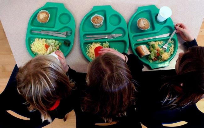 One in four eligible children are missing out on free school meals