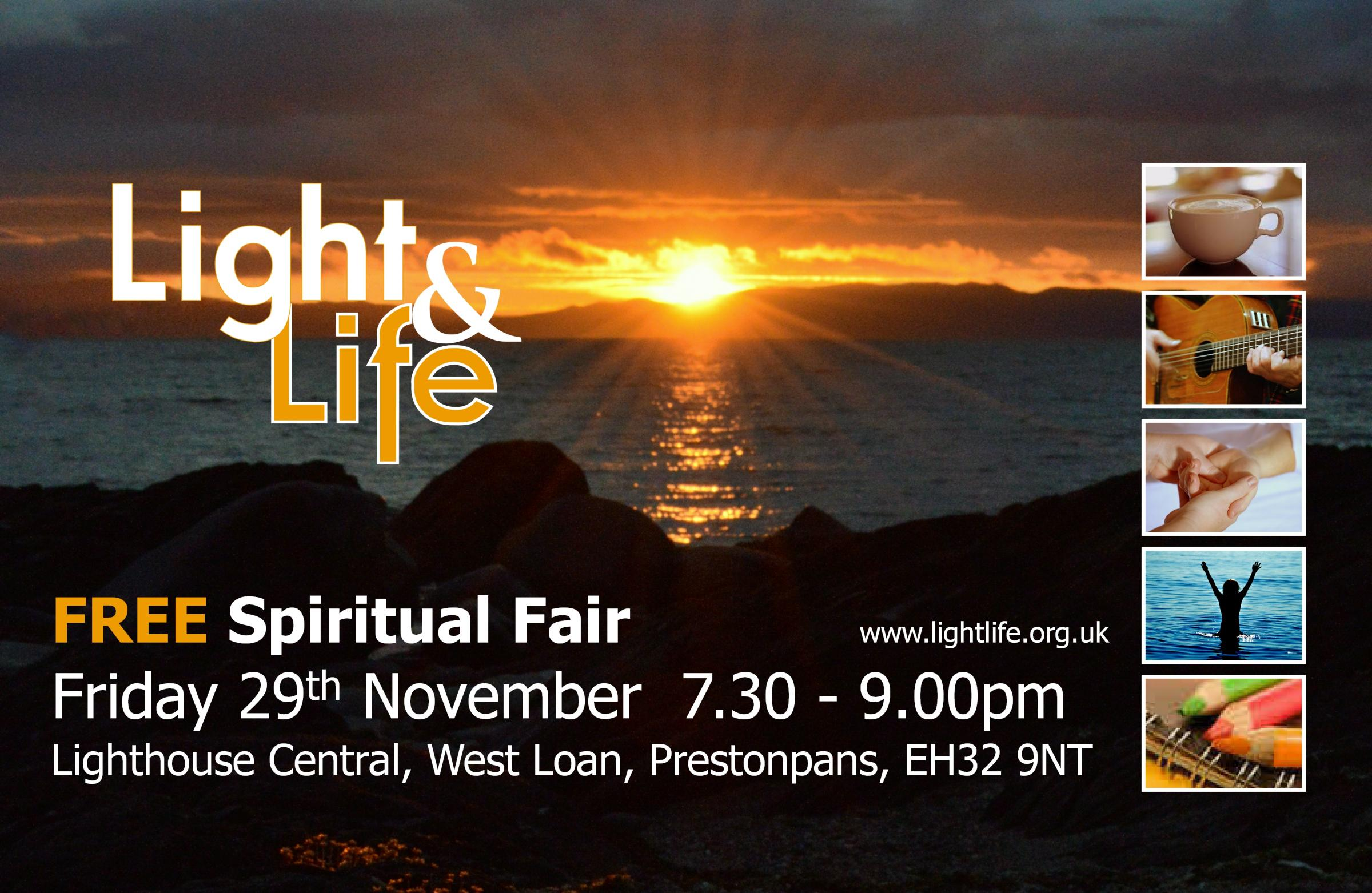 Light & Life Spiritual Fair