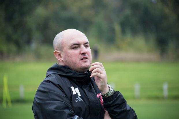 The Burgh gaffer was proud of his side despite cup defeat