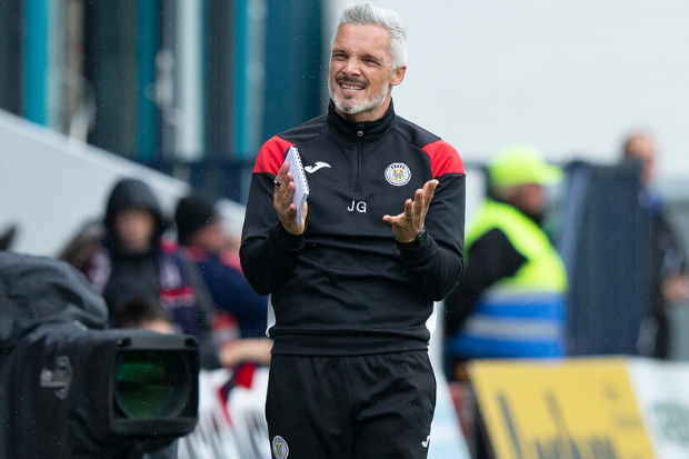 Jim Goodwin desperate to end poor run of form against Aberdeen