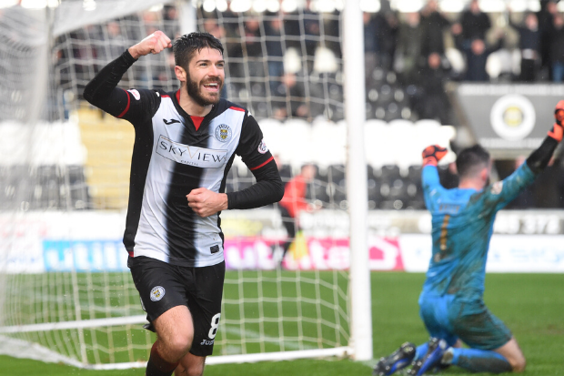 St Mirren midfielder Ryan Flynn accepts away form must improve