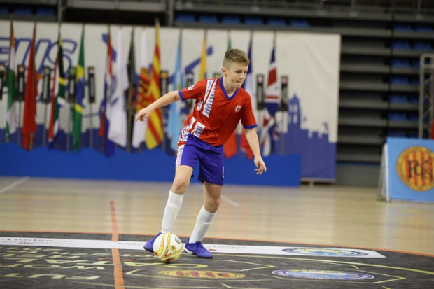Renfrew teenager captains Great Britain at Futsal World Cup
