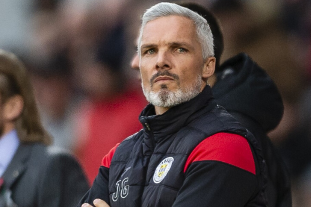 Jim Goodwin certain St Mirren will deal with 'favourite' tag