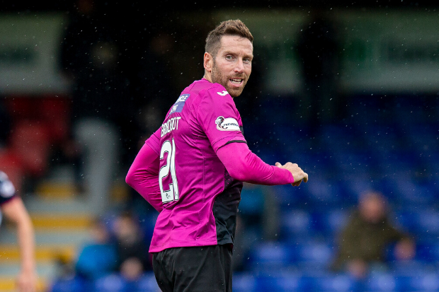 Kirk Broadfoot opens up on latest injury frustrations