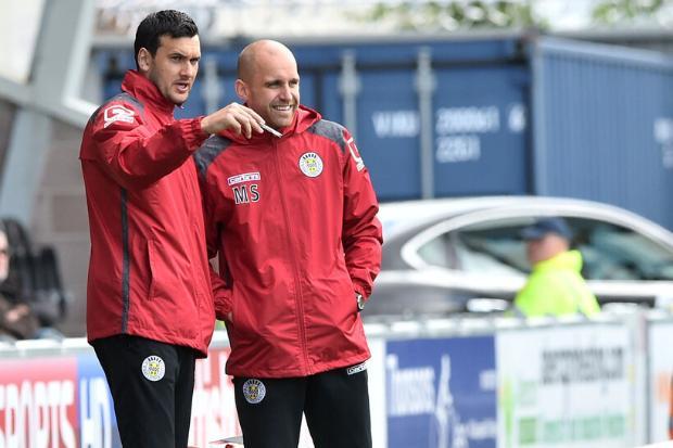 Ex-St Mirren assistant Mark Spalding joins Ross Wilson's Rangers revamp as academy coach
