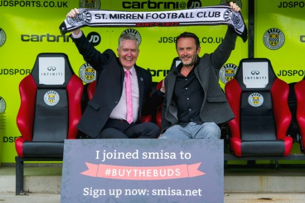 St Mirren edge closer to fan ownership with Kibble partnership