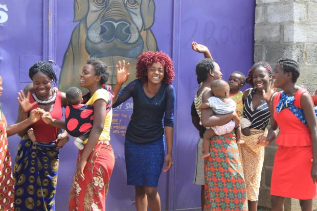 The Gazette: Teenage mums in Zambia are being given help to thrive