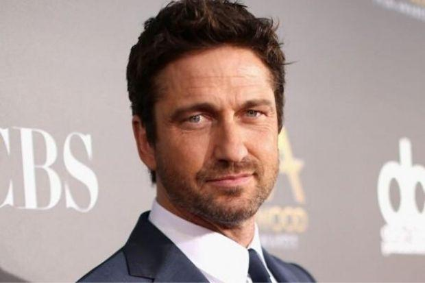 Gerald Butler tops the global list