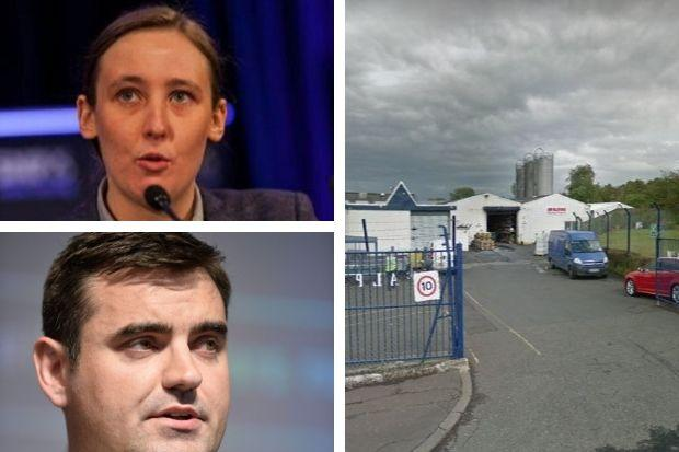 Renfrewshire's MPs Mhairi Black and Gavin Newlands are continuing to deal with companies working while McAlpine Plumbing finally shutdown after public pressure