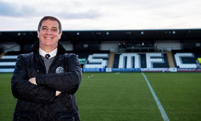 St Mirren CEO Tony Fitzpatrick has been buoyed by the way the club's supporters have rallied to help the cause