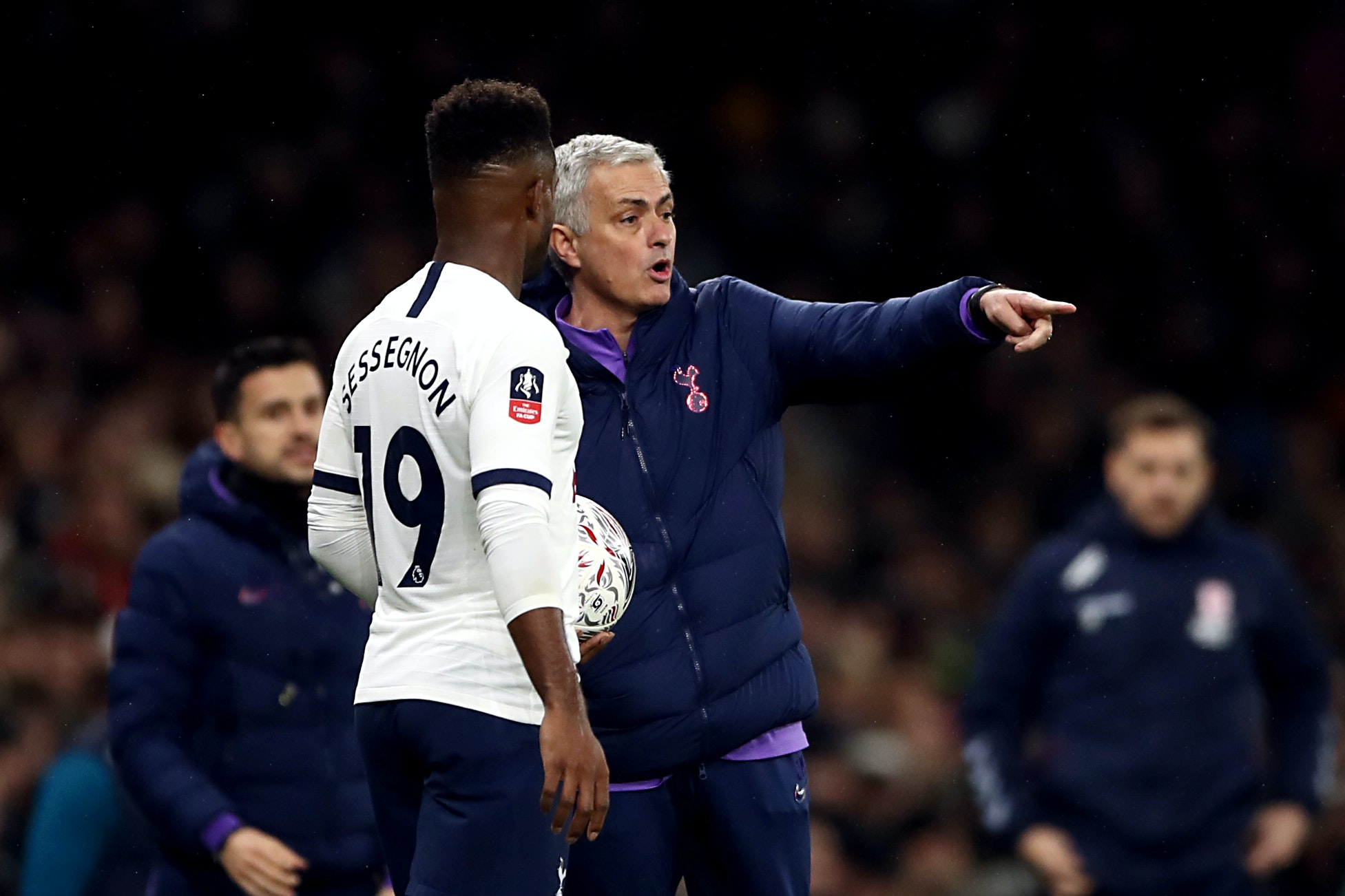 Tottenham reinforce social distancing rules after players spotted ...