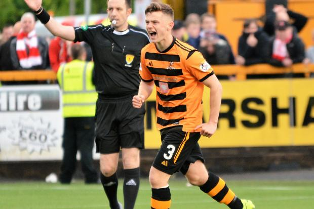 St Mirrendefender Calum Waters fears he has played last game for club