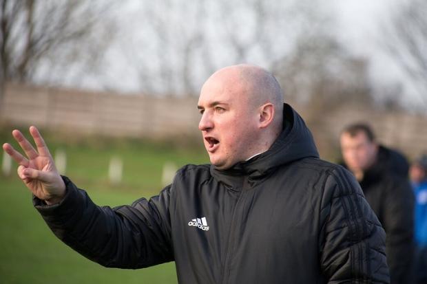 Johnstone Burgh boss Jamie McKim praises players after team named League Two champions