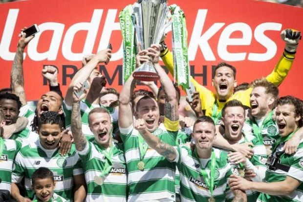 Football chiefs confirm final standings as Premiership season ends early