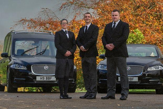 Family-run funeral firm Beaton Brothers