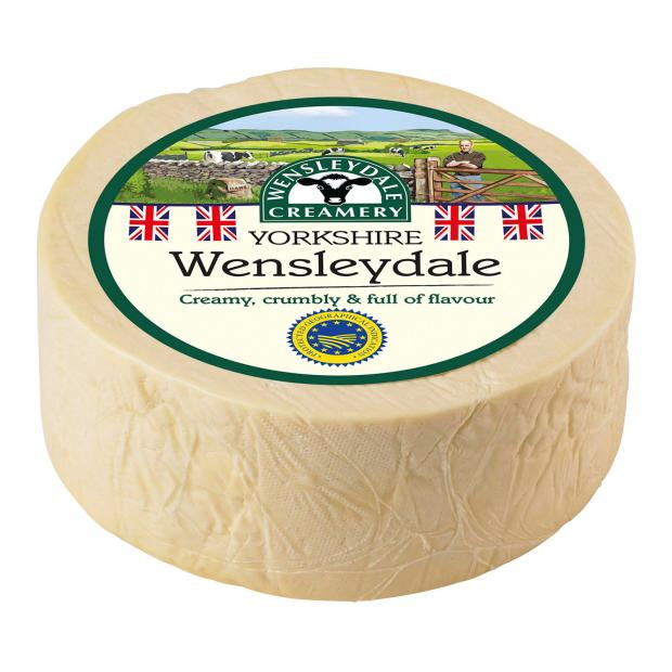 The Gazette: Wensleydale cheese. Picture credit: Wensleydale Creamery