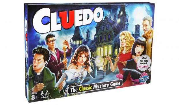 The Gazette: Cluedo board game. Picture: Hasbro Gaming