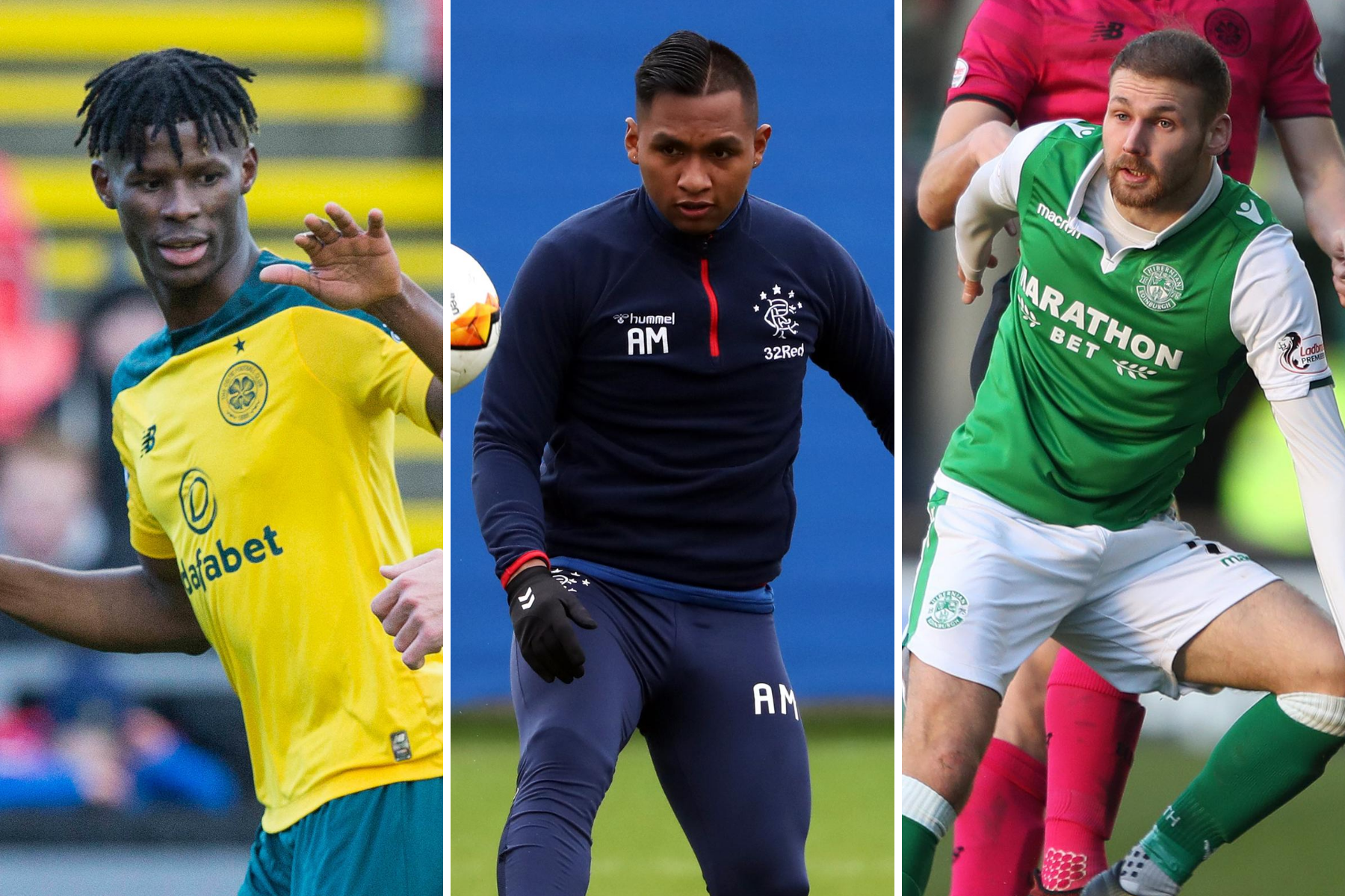 Scottish transfer news LIVE: Celtic and Rangers tipped for Boyle bid, Alfredo Morelos to Lille latest and Bayo loan fight