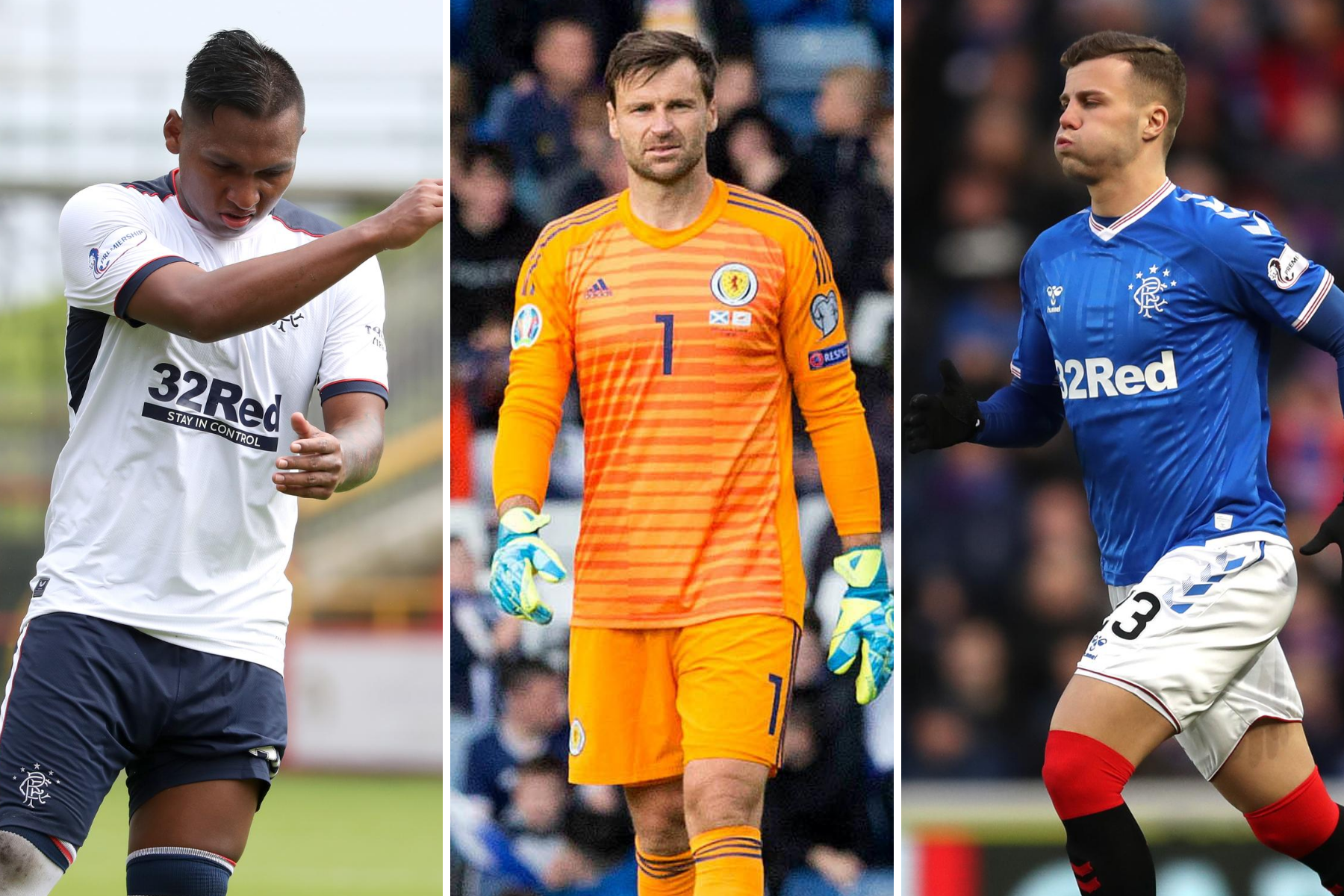 Scottish transfer news LIVE: Alfredo Morelos Rangers latest, Kamberi on the move and Marshall wants Celtic return