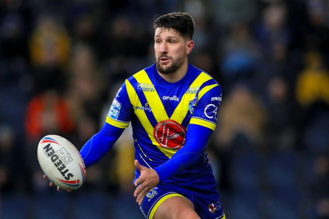 Warrington's Gareth Widdop has been linked with a return to Australia