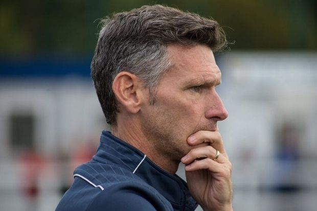 Renfrew boss Colin Clark welcomes game's return