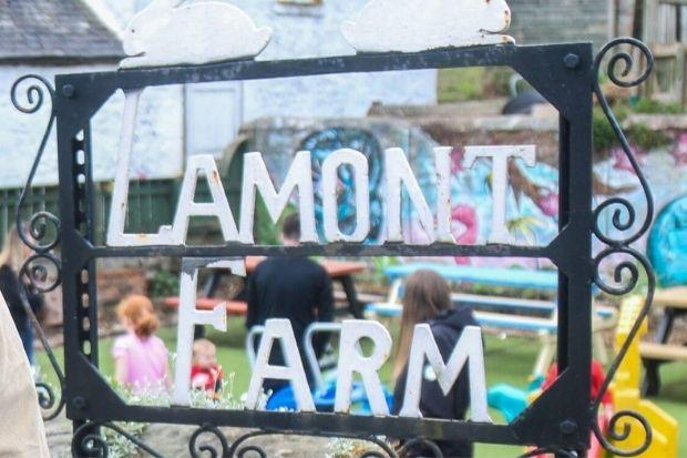 Lamont Farm has been temporarily closed as bosses adopt a 'safety first' approach