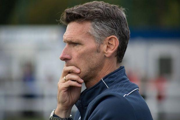 Renfrew manager Colin Clark: 'It's time to pull the plug'