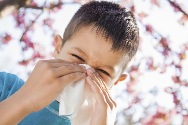 The Gazette: COUGHS AND SNEEZES Children remain infectious with flu for much longer than adults