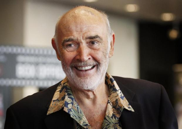 The Gazette: Sean Connery is among those to have been honoured by John