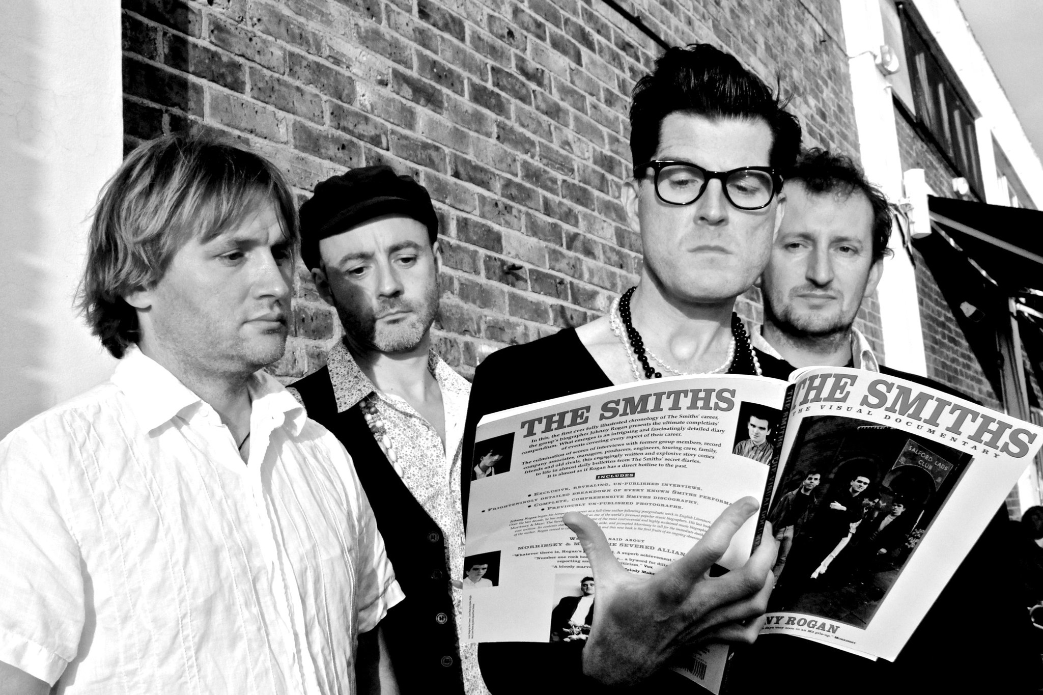 Tribute to The Smiths set to arrive in Paisley