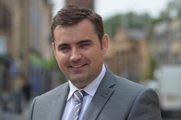 The Gazette: Gavin Newlands, Paisley and Renfrewshire North MP, was in attendance at the meeting