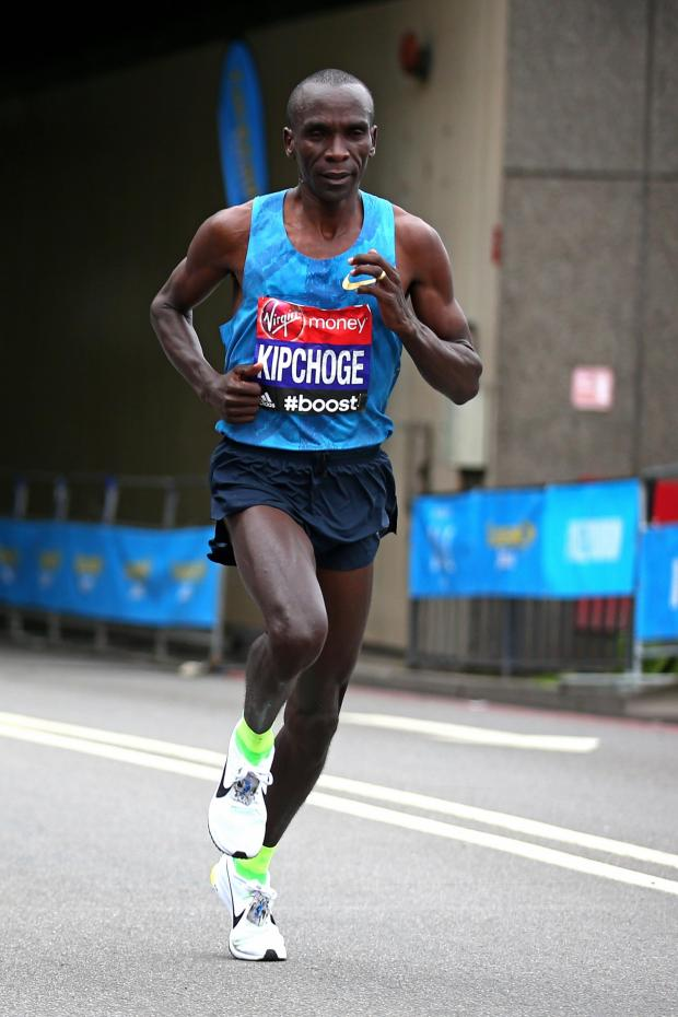 The Gazette: Eliud Kipchoge won the Marathon for the fourth time