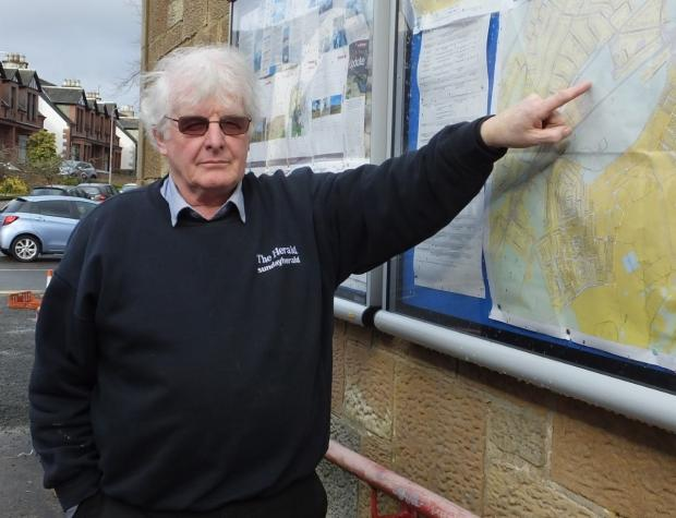 The Gazette: David Woodrow of the Bishopton Community Council