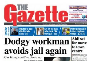 The Gazette: Ten stories that feature in this week's paper